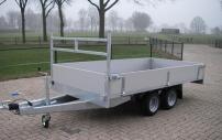Plateauwagen 2700 kg model A