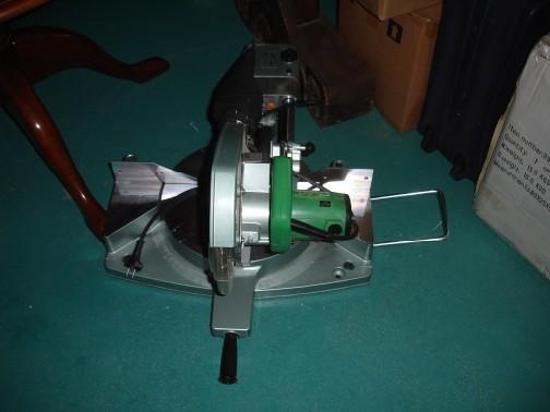 Kortzaag machine