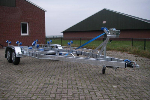 Vlemmix Boottrailer 2700 kg model E
