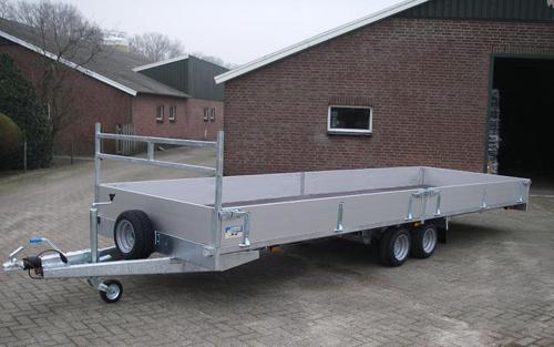 Plateauwagen 2700 kg model F