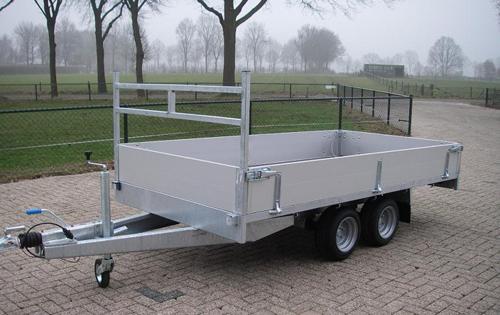 Plateauwagen 2700 kg model C
