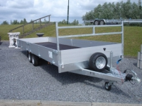 Plateauwagen 2700 kg