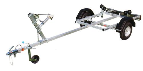 Marlin Boottrailer 300 kg