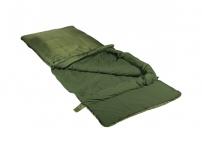 Slaapzak dekenmodel army groen artikelnummer 41180