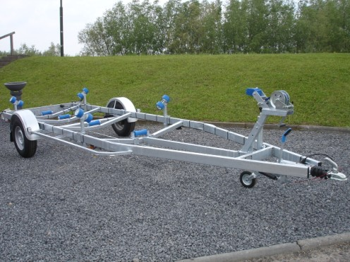 Vlemmix Boottrailer 1350 Kg model A
