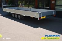 Plateauwagen 2700 kg model K