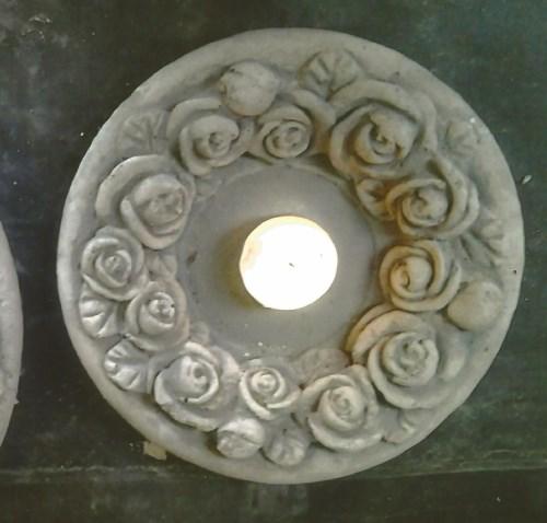 Flower schaal klein