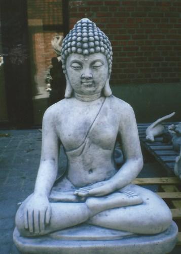 Boeddha punt groot