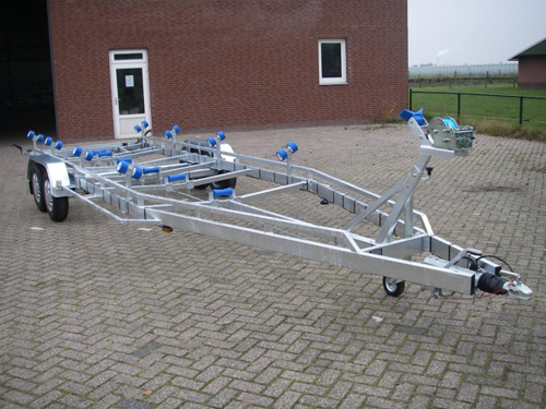 Vlemmix Boottrailer 3500 kg model J