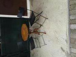 Decoratief tafel setje