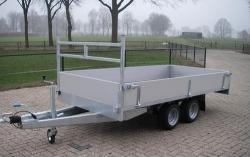 Plateauwagen 2700 kg model B