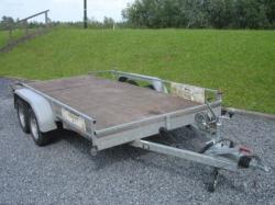Autoambulance 2000 kg