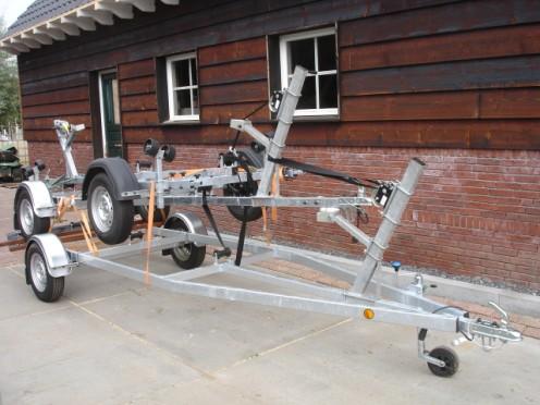 Boottrailer 750 kg