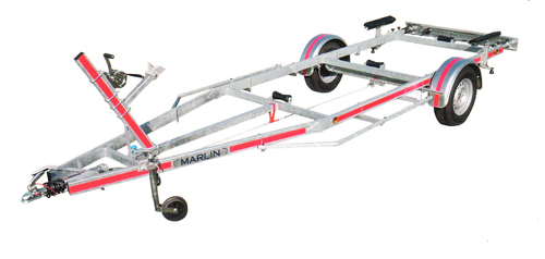 Marlin Boottrailer 1000 kg