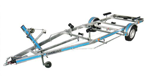 Marlin Boottrailer 1500 kg