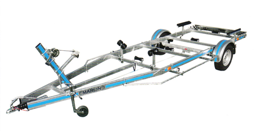 Marlin Boottrailer 1800 kg