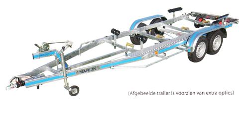 Marlin Boottrailer 2000 kg