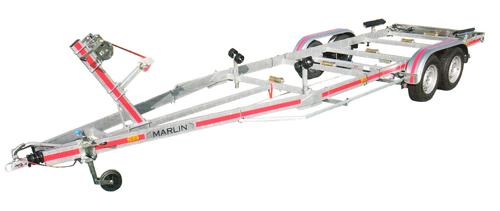 Marlin Boottrailer 2600 kg