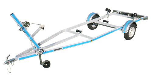 Marlin Boottrailer 750 kg
