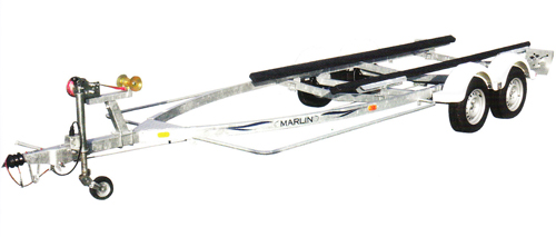 Marlin Boottrailer USA 1800 kg