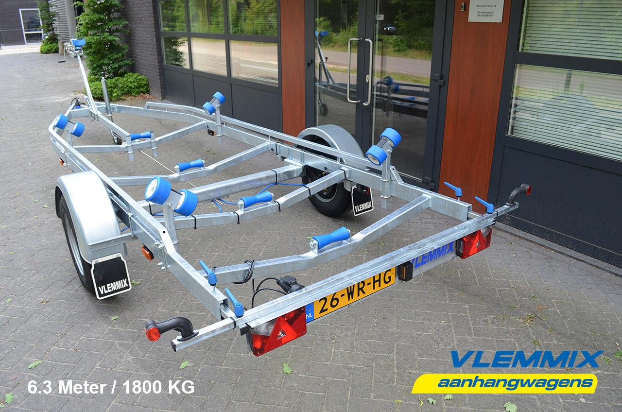 Vlemmix Boottrailer 1800 kg model C